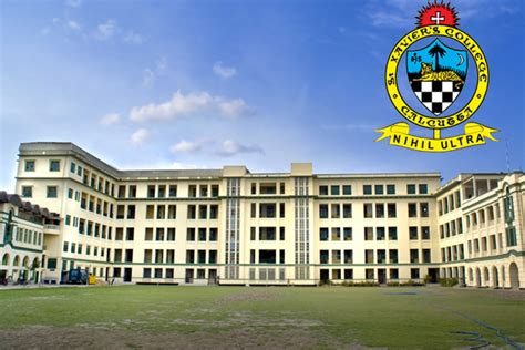 Xavier Mba West Chester by St Xaviers College Proposes To Be Varsity In Bengal