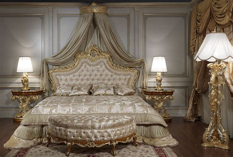 baroque bedroom luxury classic bedroom roman baroque style