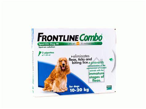 Canine Selection 20kg frontline combo frontline combo for cats frontline combo for dogs