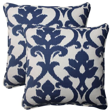 Pillows And Throws by Blue Throw Pillows Home Decorator Shop