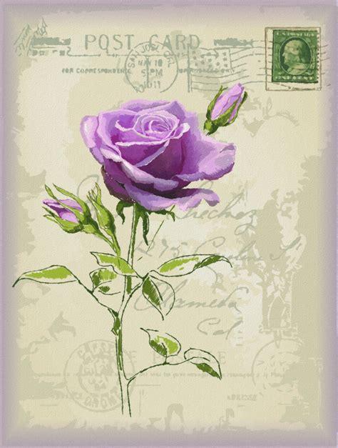 imagenes vintage grandes mi baul del decoupage el paraiso de las flores