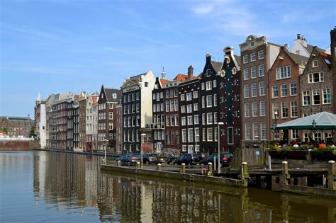 life in rainbows amsterdam architecture