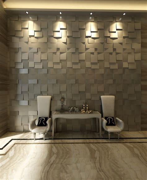 3d modern wall panels 3d cubes wall panels set of 10 contemporary tile