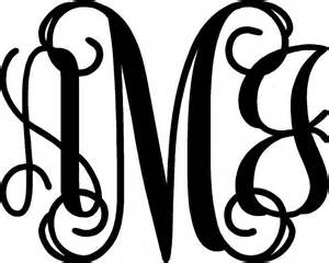 monogram letter template 3 letter monogram template search engine at search