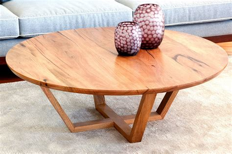 yallingup marri or jarrah coffee table bespoke