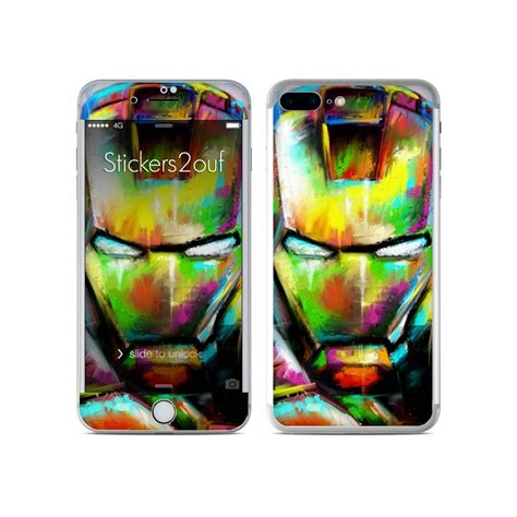 Iron Iphone 7 by Skin Iron Paint Iphone 7 Plus Apple