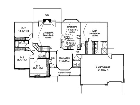 new england house plans old new england house plans new england house plan first