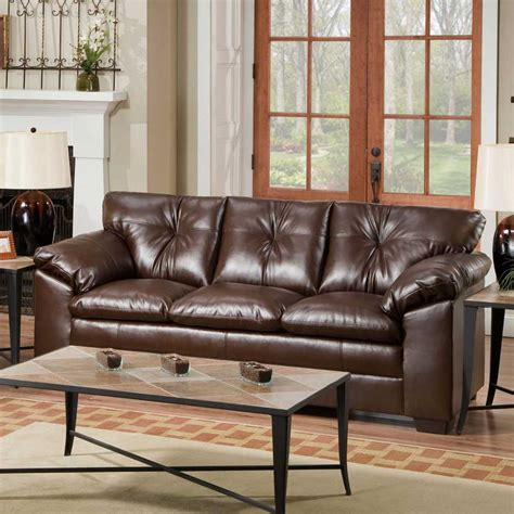 Leather Living Room Sectionals | brown leather sofa knowledgebase
