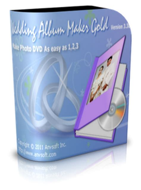 Wedding Album Maker Gold 3.50 Full Serial   Software And