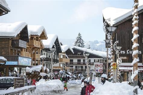 gets by les gets skiing holidays ski apartments peak retreats
