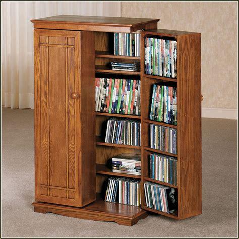 Dvd Storage Cabinet With Doors Black   Home Design Ideas