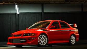 Mitsubishi Lancer Evo5 1999 Mitsubishi Lancer Evo Vi T M Scp Gt5 By