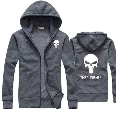 Sweater Hoodie The Puniser Best Clothing new brand hoodies punisher hoodies hoodie