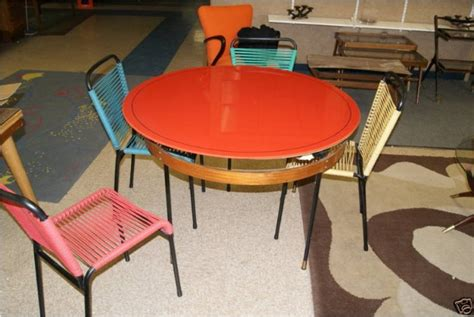 70 Furniture For Sale by Totaly 70 S Italian Table And 4 Chairs For Sale Antiques