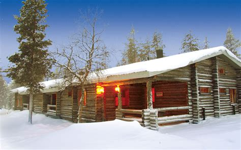 Cabins In Santa by Lapland Log Cabins Lapland Holidays Santa S Lapland