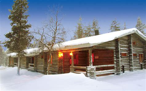 lapland log cabins lapland holidays santa s lapland