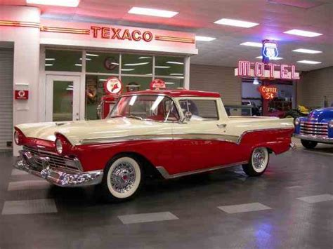 1957 ford ranchero for sale on classiccars
