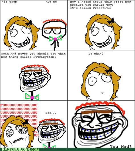 Nerd Rage Meme - rage comic nerd win by tobyz711 on deviantart