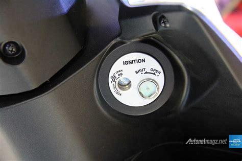 Kunci Magnet Motor suzuki address dengan fitur kunci pengaman magnet