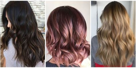 next hair color trend hair color 2018 hair color ideas and styles for 2018 best