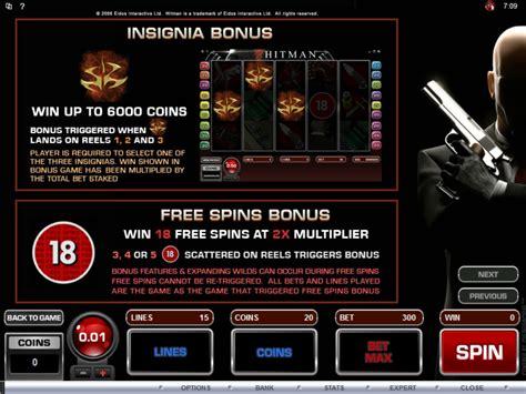 Win Big Money Online Free - hitman free slot game online