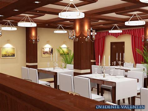 Turkish Restaurant Interior Design by 3d Restaurant Design By Ovidenie Valentin At Coroflot