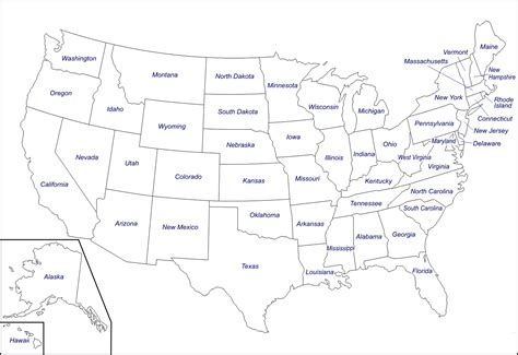 us map with states blank outline blank us map united states blank map united states maps