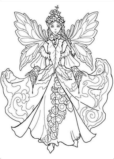 coloring books beautiful fairies 35 unique illustrations books fairies coloring pages 9 coloring