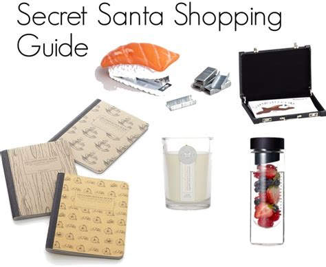 gifts for your secret gift guide for your work secret santa coupon search engine