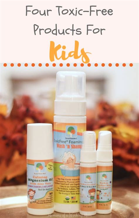 toxic baby products the best all natural toxic free baby and kid products by