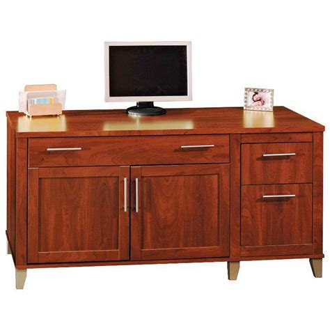 credenza ikea credenza desk cross island lshape desk wcredenza u0026 low hutch sarvanny twotone large