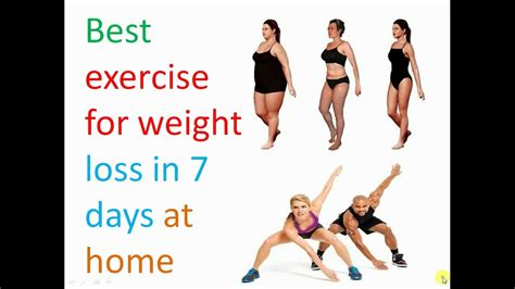 exercise to lose weight fast at home burn fast