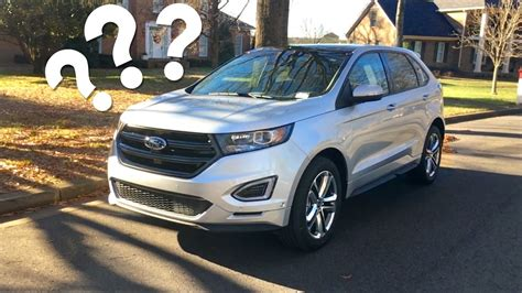 buy edge why buy the 2017 ford edge sport