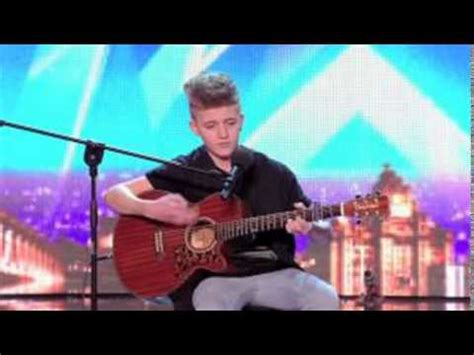 14 year old songwriter bailey 14 year old singer bailey s heart warming audition