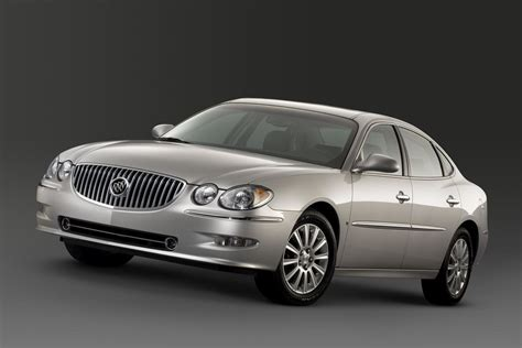 2008 buick lacrosse review top speed