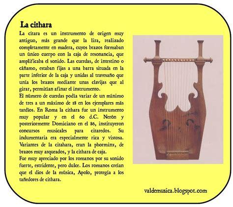 los instrumentos mi primer valdem 218 sica m 218 sica en la antigua roma ii los instrumentos