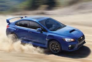2017 Subaru Sti 2017 Subaru Wrx Sti Overview Cargurus