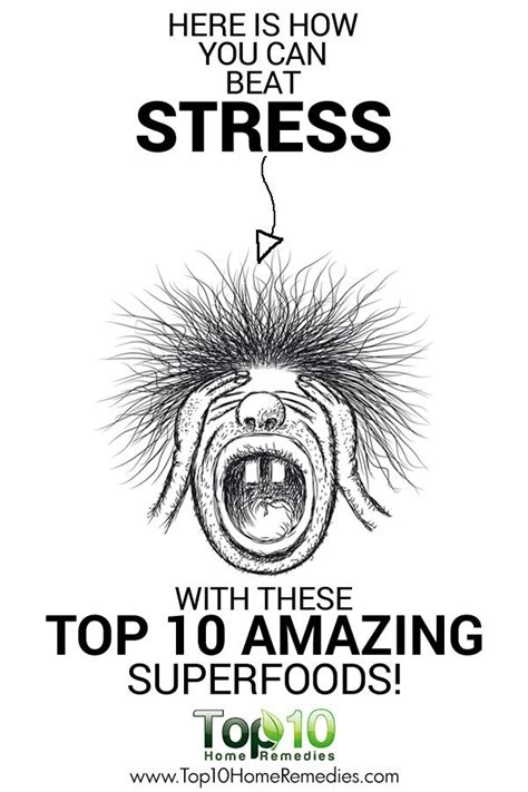 Tips To Beat Stress With Food by 48 Best Superfoods For Health Images On