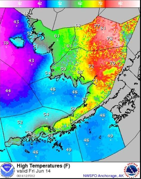 weather to continue in southwest alaska kdlg