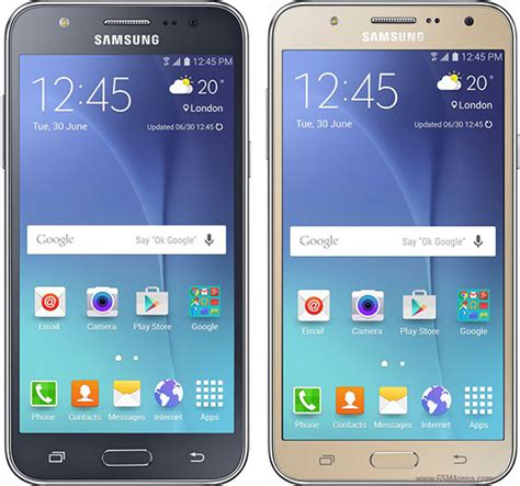 Samsung J7 Gsmarena samsung galaxy j7 pictures official photos