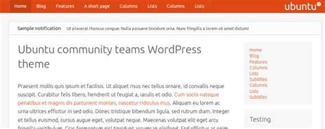 wordpress theme generator ubuntu it s free