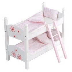 Bunk Beds For 18 Inch Dolls 18 Inch Doll Bed