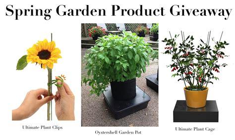 Garden Giveaway - mega spring garden product giveaway enter now global garden friends inc