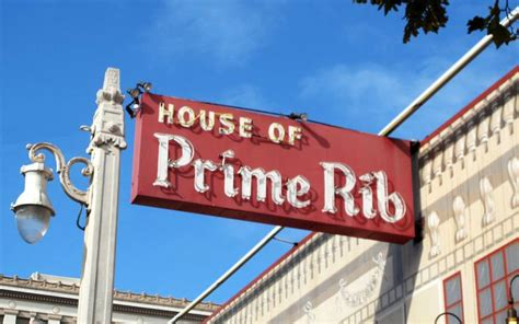 House Of Prime Rib San Francisco by 1000 Ideas About House Of Prime Rib On Gary