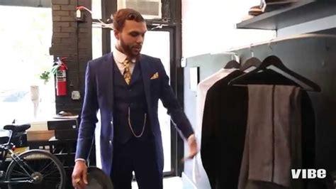 jidenna breaks   style   classic man youtube