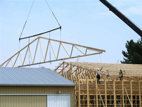 roof truss inc on agricultural trusses select trusses lumber inc