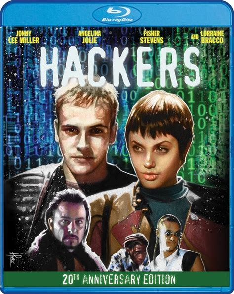 film tentang hacker jenius seminal 90s movie hackers gets 20th anniversary blu ray