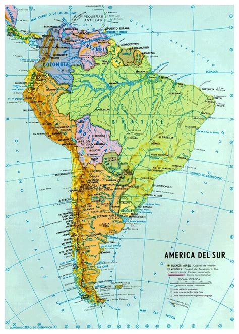 map of south maps of south america map library maps of the world