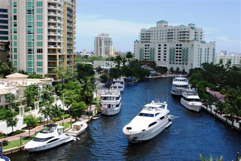 Fort Lauderdale Boat Charters Fort Lauderdale Venice Of