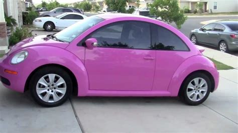car pink what s in my pink car